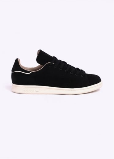 Adidas Originals Footwear Stan Smith 'Made In Germany' Trainers - Black / Black / White