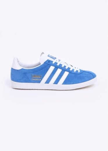 Adidas Originals Footwear Gazelle OG Trainers - Air Force Blue
