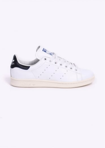 Adidas Originals Footwear Stan Smith Trainers - White / Navy