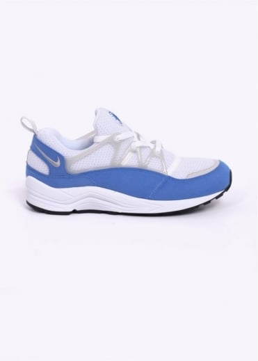 Nike Footwear Air Huarache Light Trainers - White / Blue