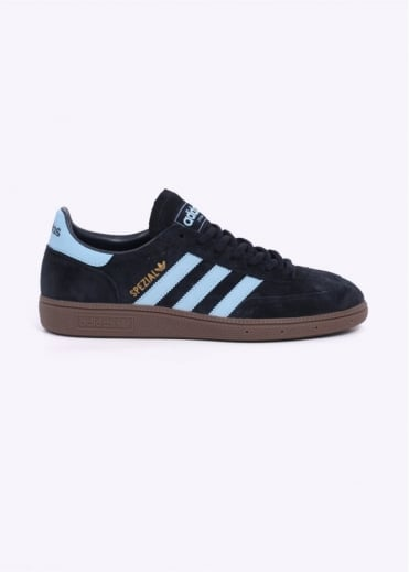 Adidas Originals Footwear Spezial Trainers - Dark Navy