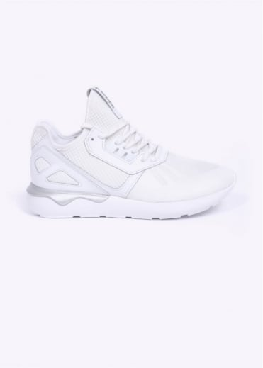 Adidas Originals Footwear Tubular Runner Trainers - White