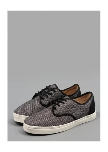 Vans Madero Tweed Shoes - Black