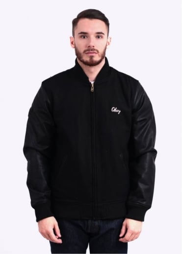Obey Soto Jacket - Black