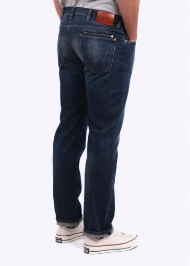 Paul Smith Standard Fit Jeans - Navy