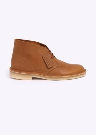 Clarks Originals Desert Boot - Mustard