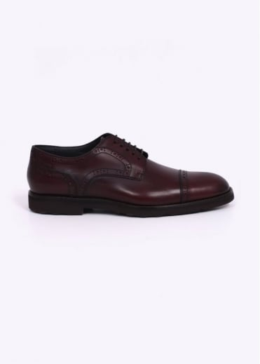 Hugo Boss Footwear / Boss Black - Tokins Shoes - Dark Red