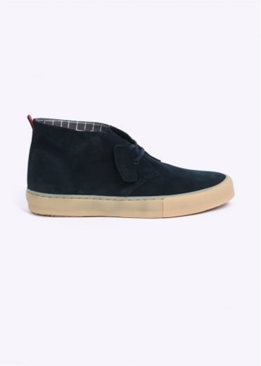 Clarks Originals Suede Desert Vulc - Midnight