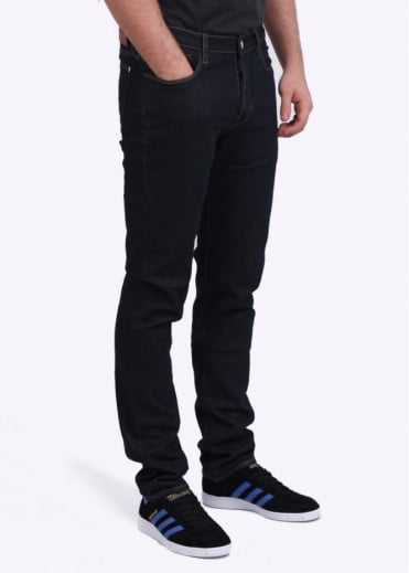 Paul Smith Jeans Tapered Fit Jeans - Raw Denim