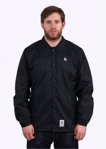 Adidas Originals x Neighborhood Coach Jacket - Black