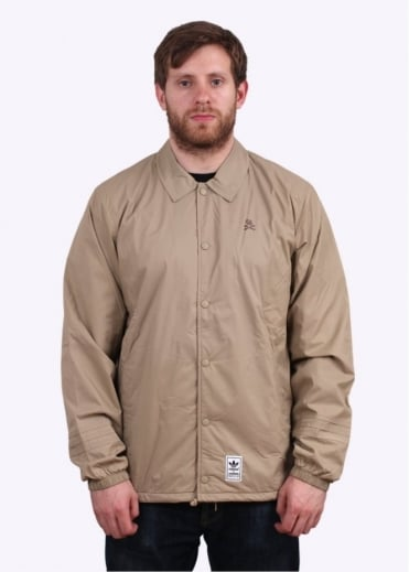 Adidas Originals x Neighborhood Coach Jacket - Hemp