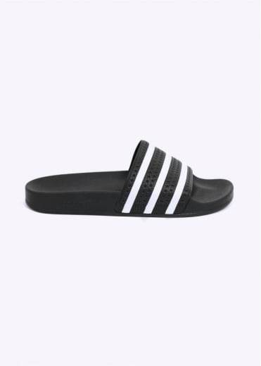 Adidas Originals Footwear Adilette Sandals - Black / White