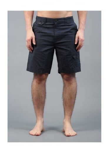 Penfield Grafton Chino Shorts Navy