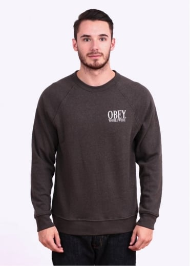 Obey Happy Hour Crew - Black