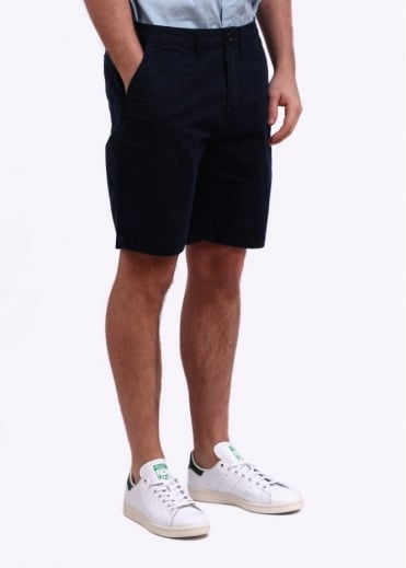 Paul Smith Red Ear Standard Fit Shorts - Navy