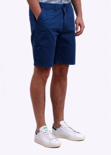Paul Smith Red Ear Standard Fit Shorts - Indigo Blue