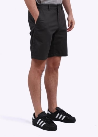 Obey Good Times Shorts - Graphite