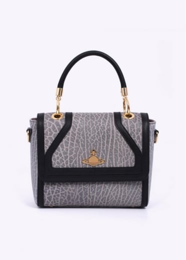 Vivienne Westwood Accessories Victoria Bag - Grey