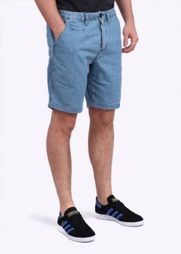 Paul Smith Jeans Standard Fit Shorts - Light Blue