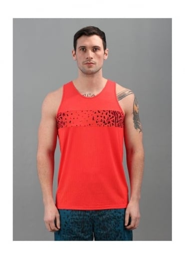 Adidas Originals x Opening Ceremony Tank Top - Red
