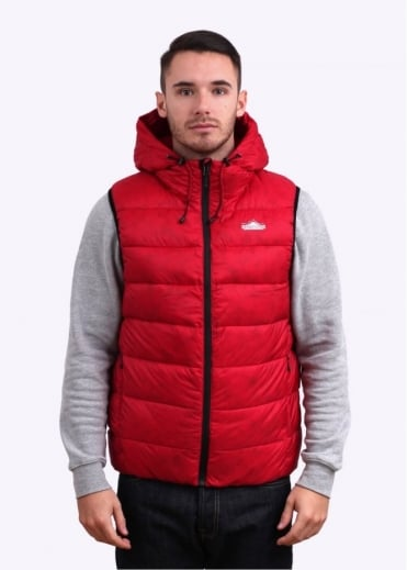 Penfield Chinook Vest - Red