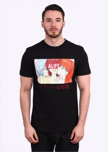 Alife Sexy Time Tee - Black