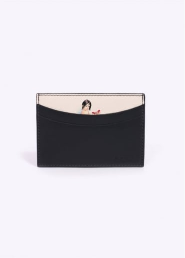 Paul Smith Accessories Naked Lady CC Wallet - Multi Coloured