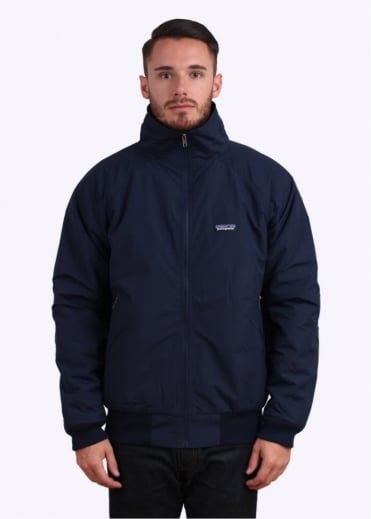 Patagonia Shelled Synchilla Jacket - Navy Blue