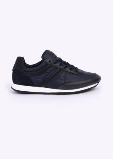Hugo Boss Footwear / Boss Orange - Adreki Trainers - Dark Blue