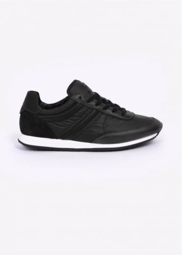 Hugo Boss Footwear / Boss Orange - Adreki Trainers - Dark Grey