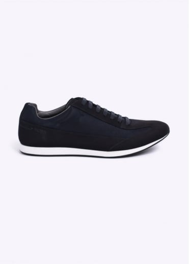 Hugo Boss Footwear / Boss Black - Fultens Shoes - Dark Blue