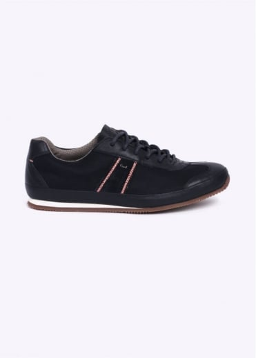 Paul Smith Shoes Fuzz Trainers - Midnight