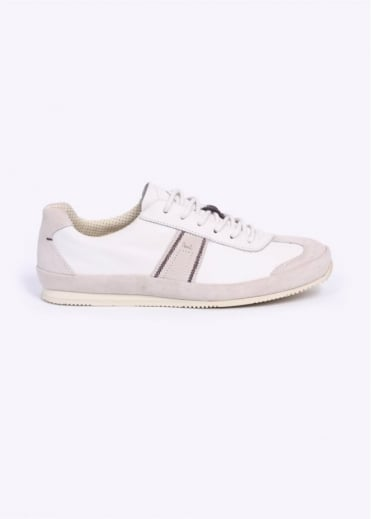 Paul Smith Shoes Fuzz Trainers - White