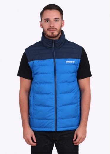 Adidas Originals Apparel Praez Synt Vest - Bluebird