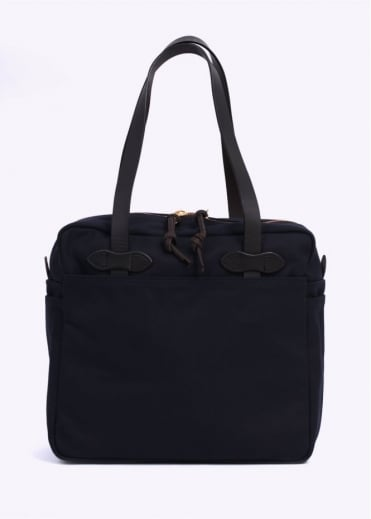 Filson Tote Zip Bag - Navy Blue