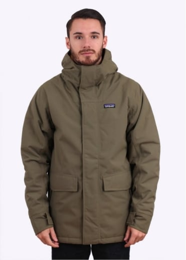 Patagonia Stormdrift Parka - Fatigue Green