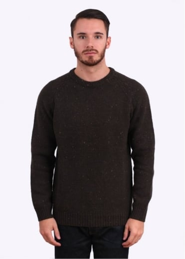 Carhartt Anglistic Sweater - Blackforest