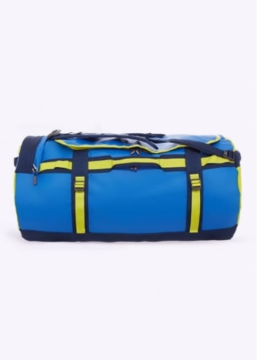 North Face Large Base Camp Duffel Bag - Monster Blue