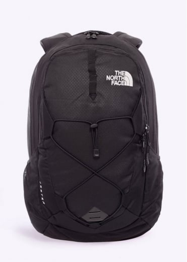 North Face Jester Backpack - Black