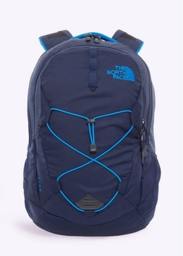North Face Jester Backpack - Cosmic Blue / Bomber Blue