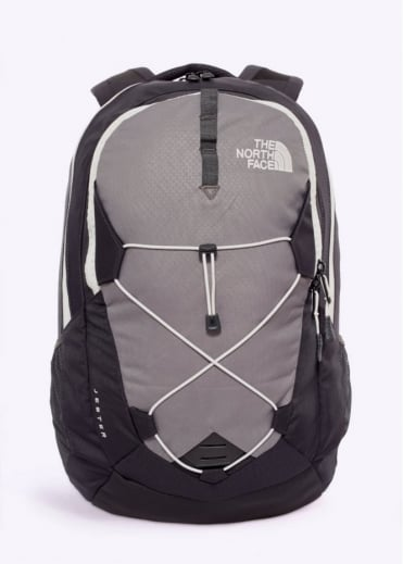 North Face Jester Backpack - Zinc Grey / Vaporous Grey