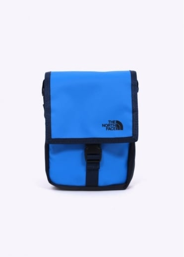 The North Face Bardu Shoulder Bag - Bomber Blue / Cosmic Blue