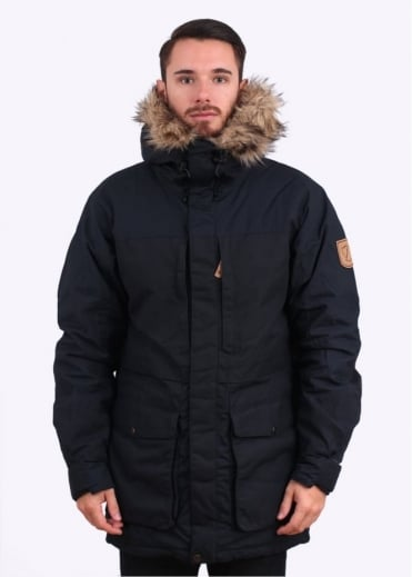 Fjallraven Barents Parka - Dark Navy