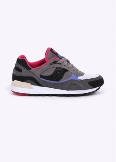 Saucony x West NYC Shadow 90 'Saltwater' Trainers - Grey / White
