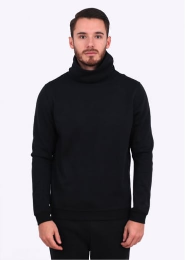 Nike Apparel Tech Fleece Funnel - Black