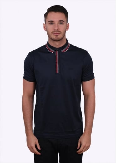 Hugo Boss Green Paddy 5 Polo - Navy