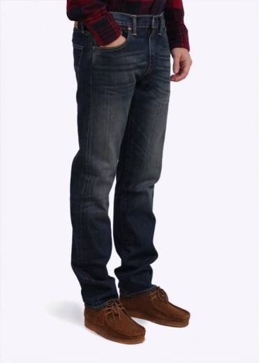 Levi's Red Tab 511 Slim Fit Binchotan Jeans - Denim Blue