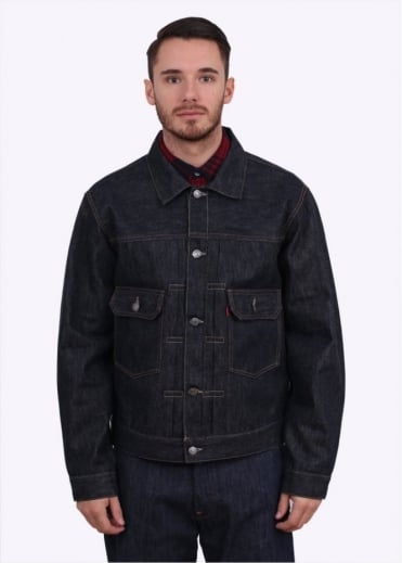 Levi's Vintage Clothing 1953 Type II Jacket - Denim