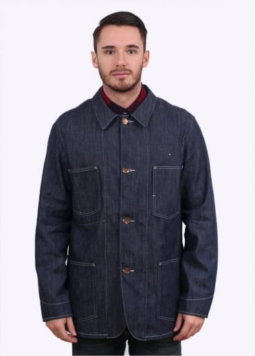 Levi's Vintage Clothing 1915 Sack Coat - Rigid Denim