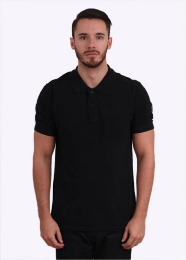 Belstaff Borman Polo Shirt - Black